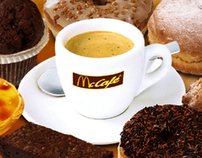 McDonald's McCafé POS Concept