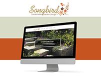 Songbird Garden Design Website