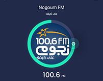 Radio App Concept