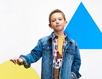 Dijon / Kids campaign