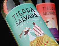 TIERRA SALVADA - table wine from Spain