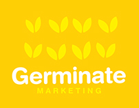 Germinate Marketing Brand Identity