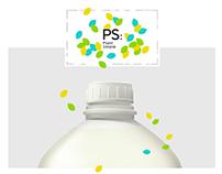 PS: plant simple_瓶身與識別設計