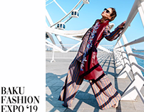 campaign for Baku Fashion Expo'19