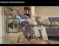 WINTECH WINDOWS  SOUNDPROOF DIWALI