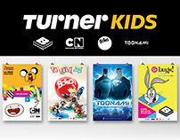 TURNER Kids promotional items