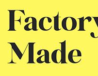 Skye Typeface