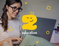 Branding & Web Design for Online Learning Platform