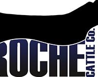 Roche Cattle Co. Logo