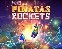 PINATAS ROCKETS Key Art