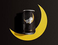 The Poem That Goes With Wine & Moon | Visual Identity