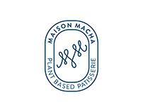 Maison Macha branding