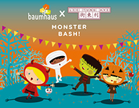 Monster Bash - Event Collateral