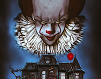 """IT"" (2017) Alternative Poster"