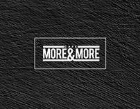 Identity Design / More&More / 2015