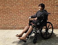 ZipCoat for Wheelchair Users