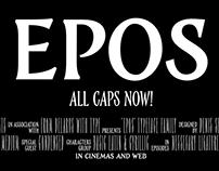 Epos. Font