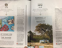 Magazine 4 Page Spread