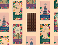 Cocoa Cultura chocolate packaging and branding