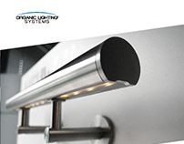 Organic Lighting Systems Illuminated Handrail brochure