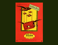 Nina Poster Collage