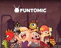 Funtomic.com website