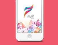 7ayati Album | Arabic branding