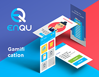 ENQU  |  Android Gamification