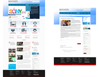Redesign Website Binapenta