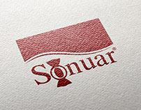 Brand Logotype Designing Sonuar chocolate