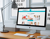 SitekafeMed - Medical Template for WP