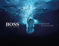 Hugo Boss X Joseph Schooling - Befit