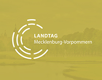 Landtag MV // Corporate Design