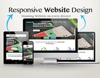Website Design Showcase