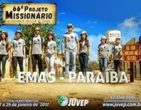 Campanha 66ª Projeto Missionário - JUVEP