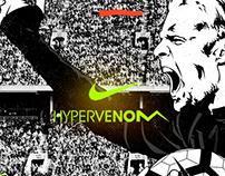 Nike // Hypervenom 3