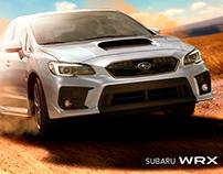 Subaru Master Graphics