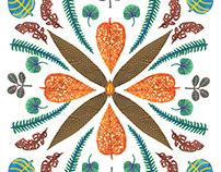 Leaf Mandala # 1