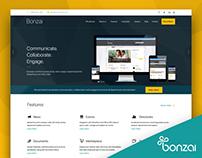 Bonzai Intranet Website