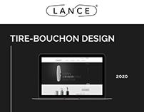 Site e-commerce LANCE Tire-bouchon