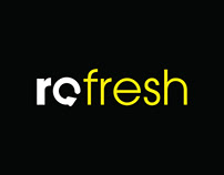 Refresh Media Branding