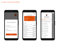 Redesign - GT Bank Mobile Banking App