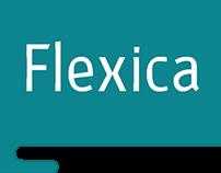 Flexica | Diseño tipográfico