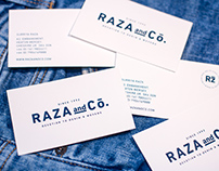 Raza and Co. Rebranding