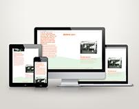Kelterei Lühn- Webdesign