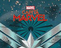Capitã Marvel: A Ascensão da Starforce | BOOK DESIGN