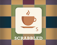 Scrabbled - Cafe Branding | Identity