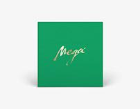 EP Cover - Cormega // Mega