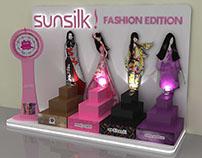 Sunsilk Stall, Pallet & Mirror Design