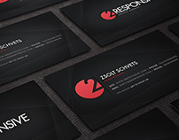 2Responsive Business Card
